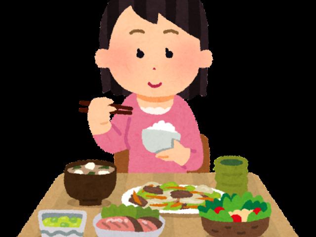 食事は独りで食べても美味しくないし、免疫力も上がらない…?